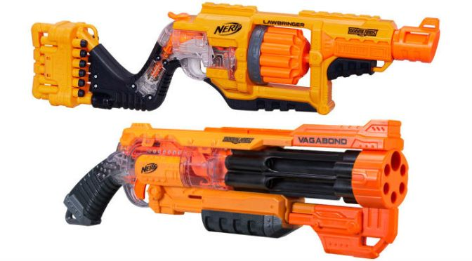 Hofstra Versus Zombies: Gun Control