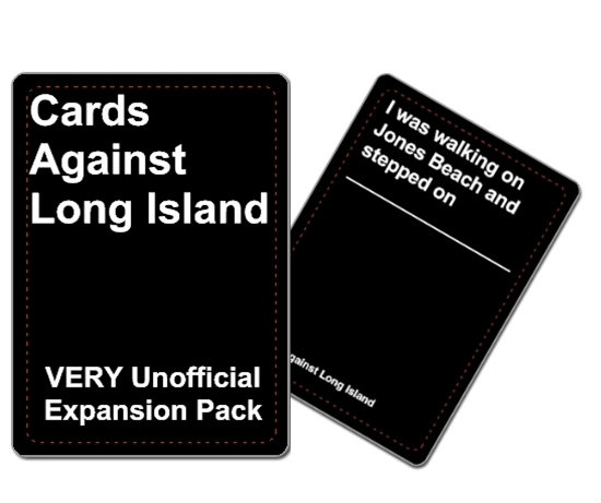 "Hofstra Adds ""Cards Against Long Island"" Jokes To List of Achievements"