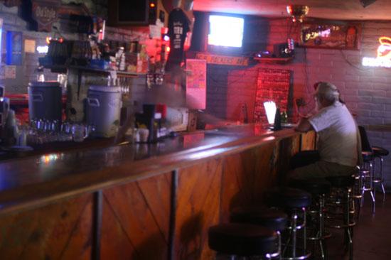 Local Bar Alone