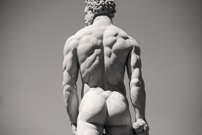 Top 5 Butts of Renaissance Sculptures