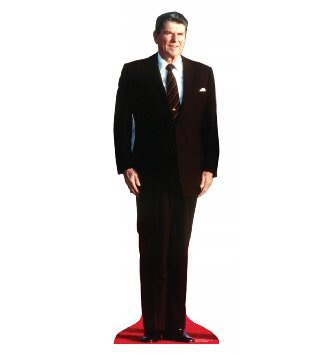 Hofstra Republicans' Ronald Reagan Cutout In Voyeurism Scandal
