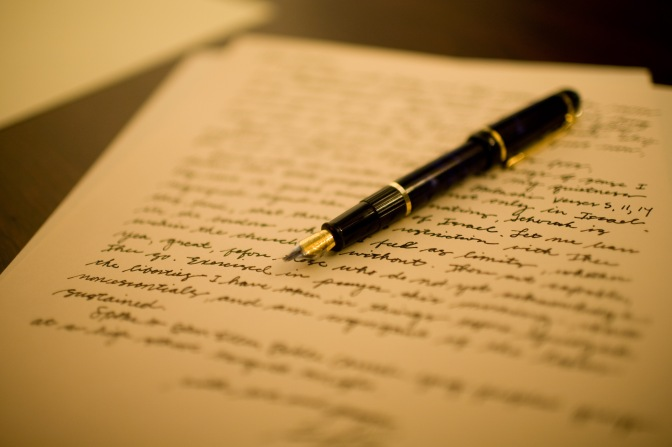 10 Things For 9: An open letter to…