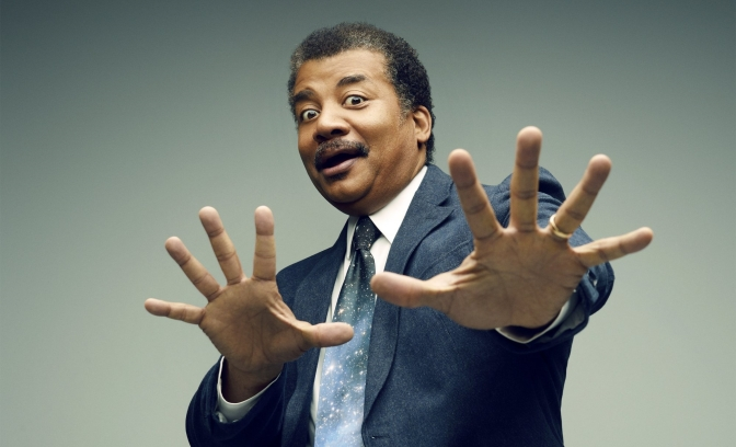 Neil deGrasse Tyson: Point Counterpoint