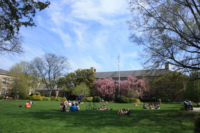 The 7 Best Places To Fuck On Campus
