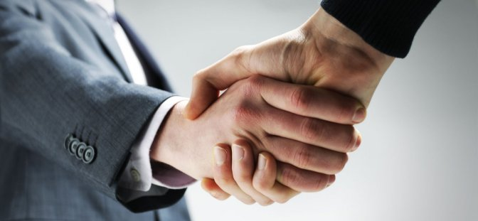 5 Handshakes To Assert Your Dominance Over Mr. Tiny Hands